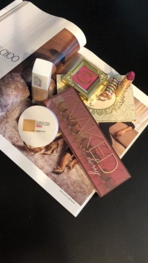 Whats new in my beauty bag #1